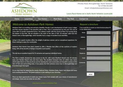 Ashdown Park Homes