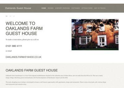 Oaklands Farm Guest House