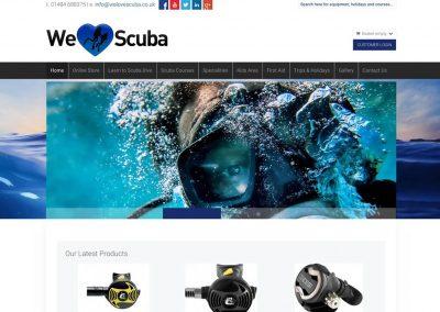 We Love Scuba