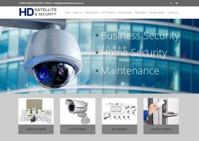 HD Satellite & Security