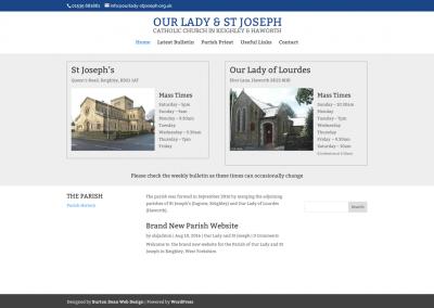 Our Lady & St Joseph